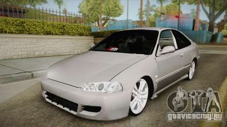 Honda Civic Coupe DX 1995 для GTA San Andreas