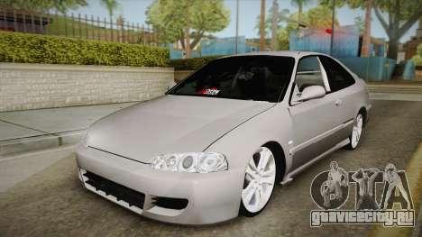 Honda Civic Coupe DX 1995 для GTA San Andreas