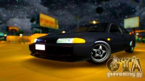 Axygen ENB для GTA San Andreas пятый скриншот