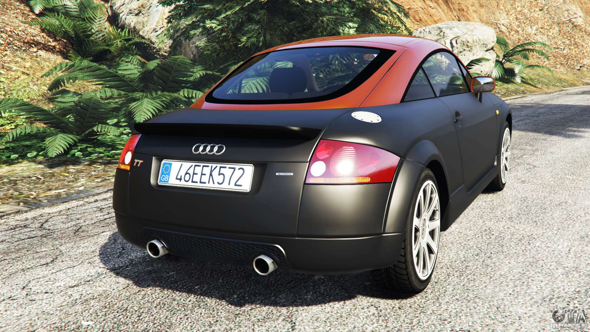audi tt 8n 2004 add on gta 5. Black Bedroom Furniture Sets. Home Design Ideas