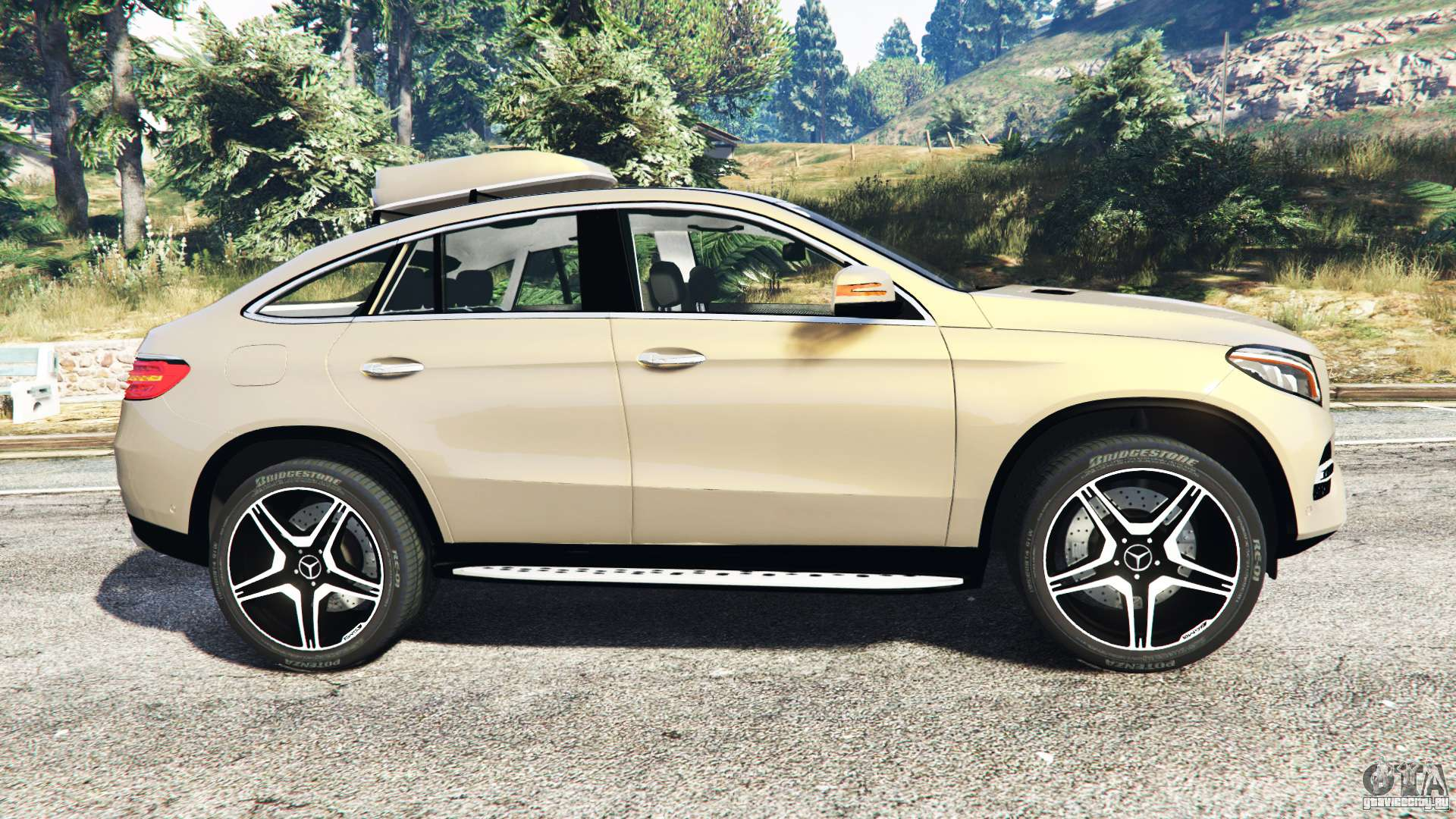 Mercedes benz gle 450 amg 4matic c292 add on gta 5 for Mercedes benz gle 450