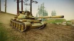 T-62 Desert Camo v2 для GTA San Andreas
