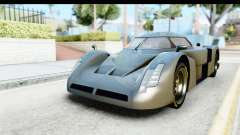 GTA 5 Annis RE-7B IVF для GTA San Andreas