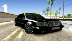 Mercedes-Benz E500 W124 для GTA San Andreas