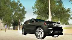 Jeep Cherokee SRT 8 для GTA San Andreas
