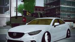 Mazda 6 Stance для GTA San Andreas