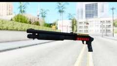 Tactical Mossberg 590A1 Black v3 для GTA San Andreas
