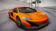 McLaren 675LT 2015 10-Spoke Wheels