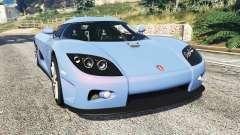 Koenigsegg CCX 2006 [Autovista] [replace] для GTA 5