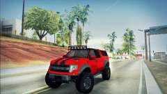 Ford F150 Raptor Long V12 для GTA San Andreas