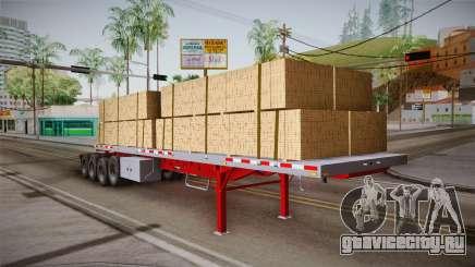 Trailer Americanos v2 для GTA San Andreas