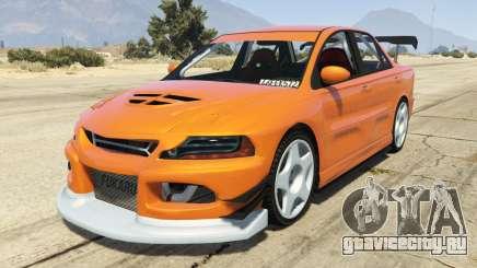Maibatsu Revolution SG-RX (Tuners and Outlaws) для GTA 5
