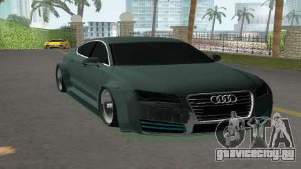 Audi A7 Sportback для GTA Vice City