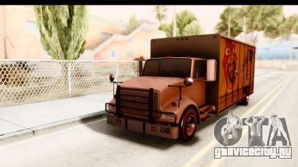 GTA 4 Vapid Benson для GTA San Andreas