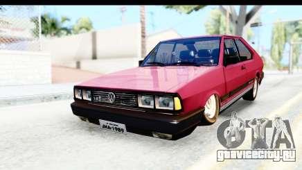 Volkswagen Passat Pointer GTS 1.8 1988 для GTA San Andreas