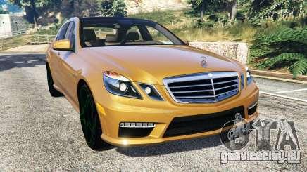 Mercedes-Benz E63 (W212) AMG 2010 [add-on] для GTA 5