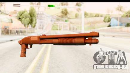Tactical Mossberg 590A1 Black v1 для GTA San Andreas