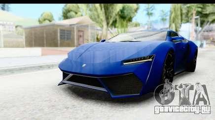 GTA 5 Pegassi Reaper SA Style для GTA San Andreas