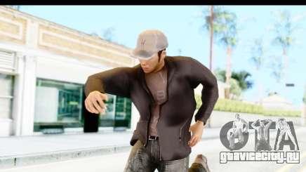 GTA 5 Korean Gangster 2 для GTA San Andreas