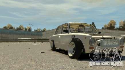 ВАЗ 2101 Боевая Классика (Paul Black prod.) для GTA 4