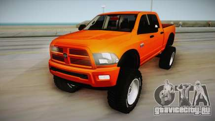 Dodge Ram 2500 Lifted Edition для GTA San Andreas