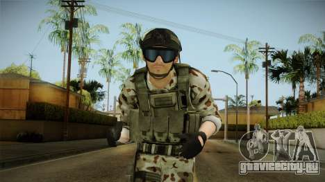 Resident Evil ORC Spec Ops v6 для GTA San Andreas