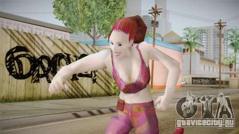Vikki of Army Men: Serges Heroes 2 DC v3 для GTA San Andreas
