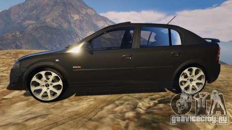 Chevrolet Astra GSI 2.0 16V для GTA 5 вид слева