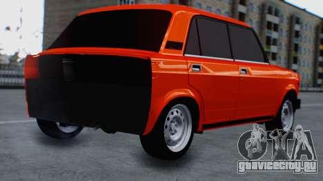 ВАЗ 2105 Пятачок 3.0 для GTA San Andreas