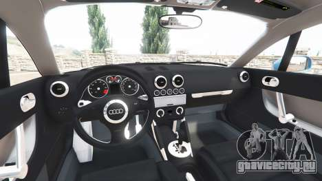 Audi TT (8N) 2004 v1.1 [add-on] для GTA 5
