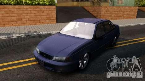 Daewoo Cielo 2001 для GTA San Andreas