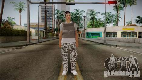 Skin Random Male 5 GTA Online для GTA San Andreas второй скриншот