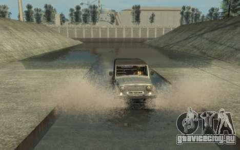 УАЗ 469 (Paul Black prod.) для GTA 4 вид сверху
