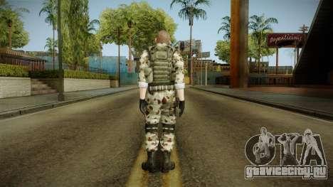 Resident Evil ORC Spec Ops v7 для GTA San Andreas третий скриншот