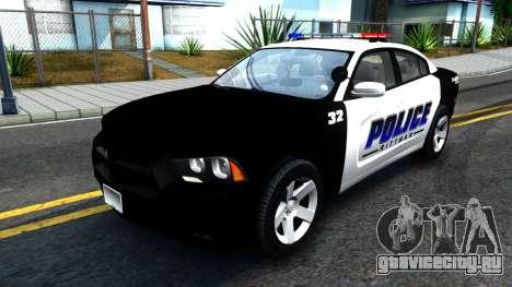 Dodge Charger Rittman Ohio Police 2013 для GTA San Andreas