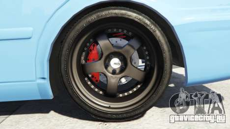 Toyota Chaser (JZX100) v1.1 [add-on] для GTA 5
