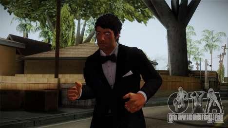Dead Rising 3 - Nick in a Tuxedo для GTA San Andreas