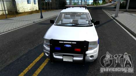 Ford Expedition SAST CVE 2008 для GTA San Andreas вид слева
