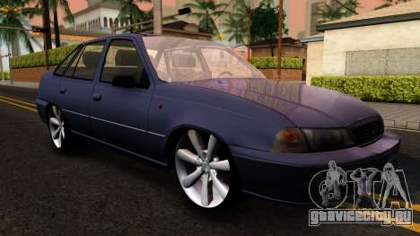 Daewoo Cielo 2001 для GTA San Andreas вид слева