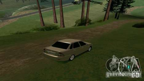 Forza Horizon 3 Speedometer для GTA San Andreas второй скриншот