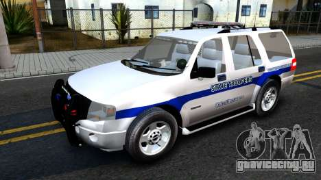 Ford Expedition SAST CVE 2008 для GTA San Andreas