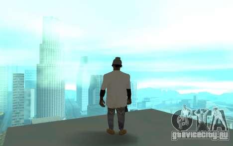 Grove Street Gang Member 2 для GTA San Andreas третий скриншот