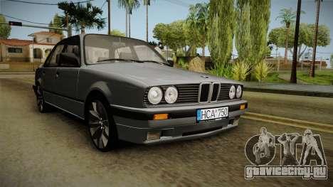 BMW M3 E30 Edit v1.0 для GTA San Andreas вид справа