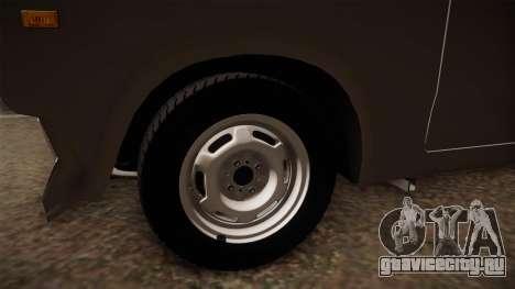 ВАЗ 2105 Кабриолет для GTA San Andreas вид сзади