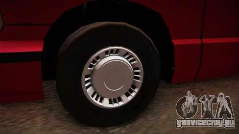 HD Premier для GTA San Andreas вид сзади