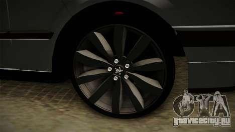 BMW M3 E30 Edit v1.0 для GTA San Andreas вид сзади