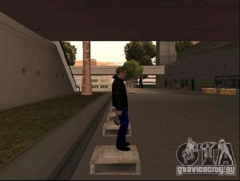 John Watson для GTA San Andreas третий скриншот