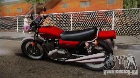 Kawasaki Z1 1975 v1.1 для GTA San Andreas