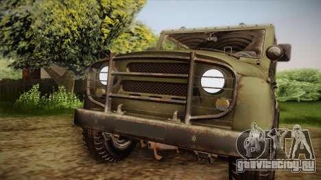 УАЗ-3151 CoD4 MW Remastered для GTA San Andreas вид справа