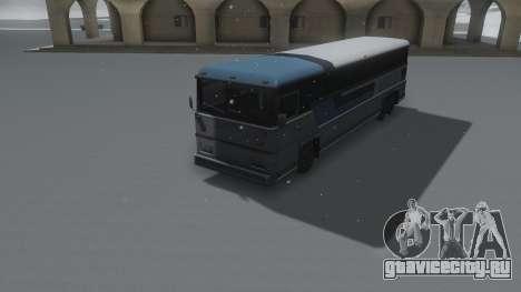 Bus Winter IVF для GTA San Andreas